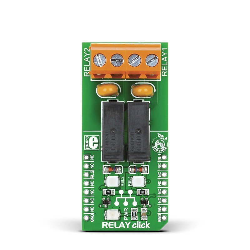 Electrical Relay Clicking