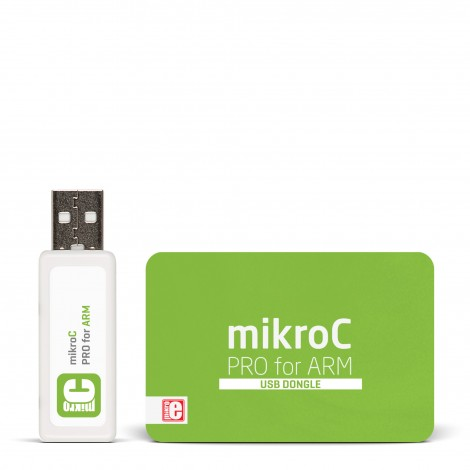 mikroC PRO for ARM (USB Dongle)
