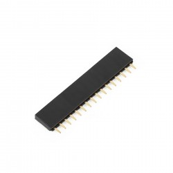 1x16 Female Header Socket