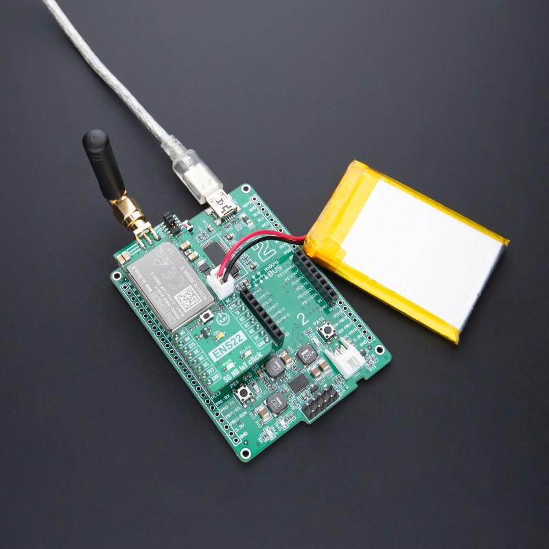 5G NB IoT click