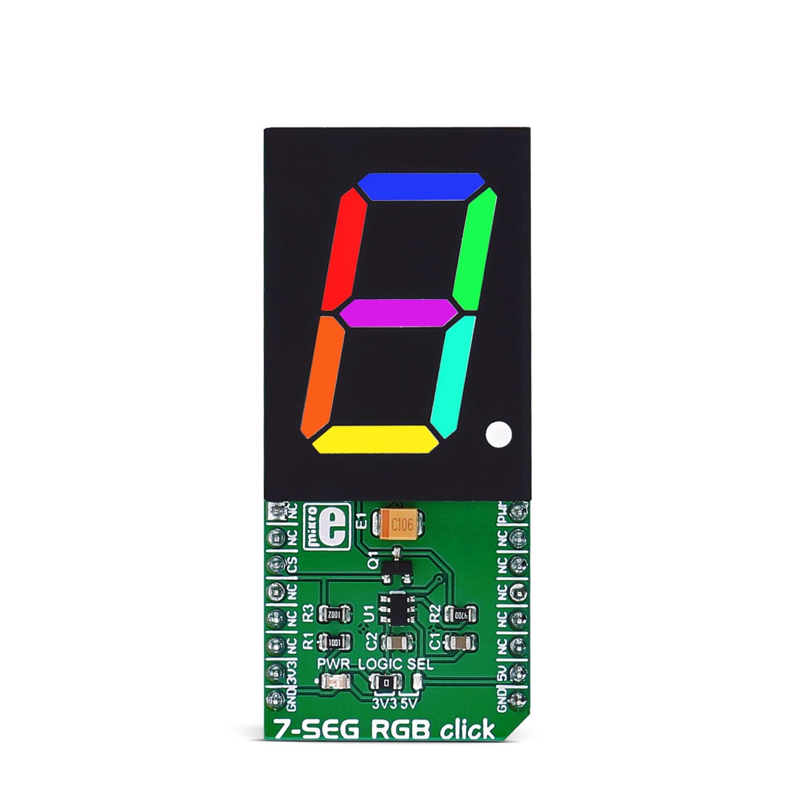 RGB Full Colour LED Standard Pack of 2