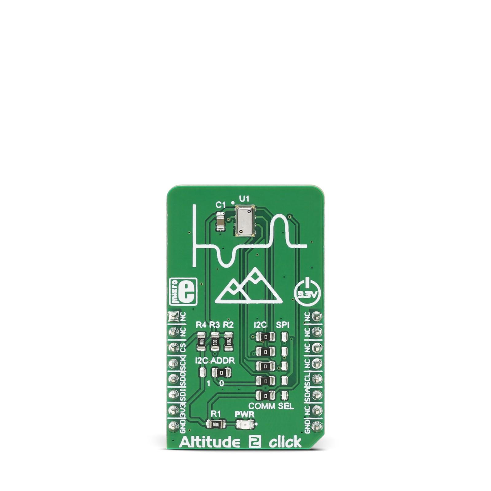 Altitude 2 click   MikroElektronika