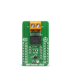 Shop Click Boards Sensors AMR Current Click Front