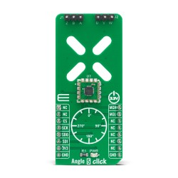 Shop Click Boards Sensors Magnetic Angle 5 Click Front