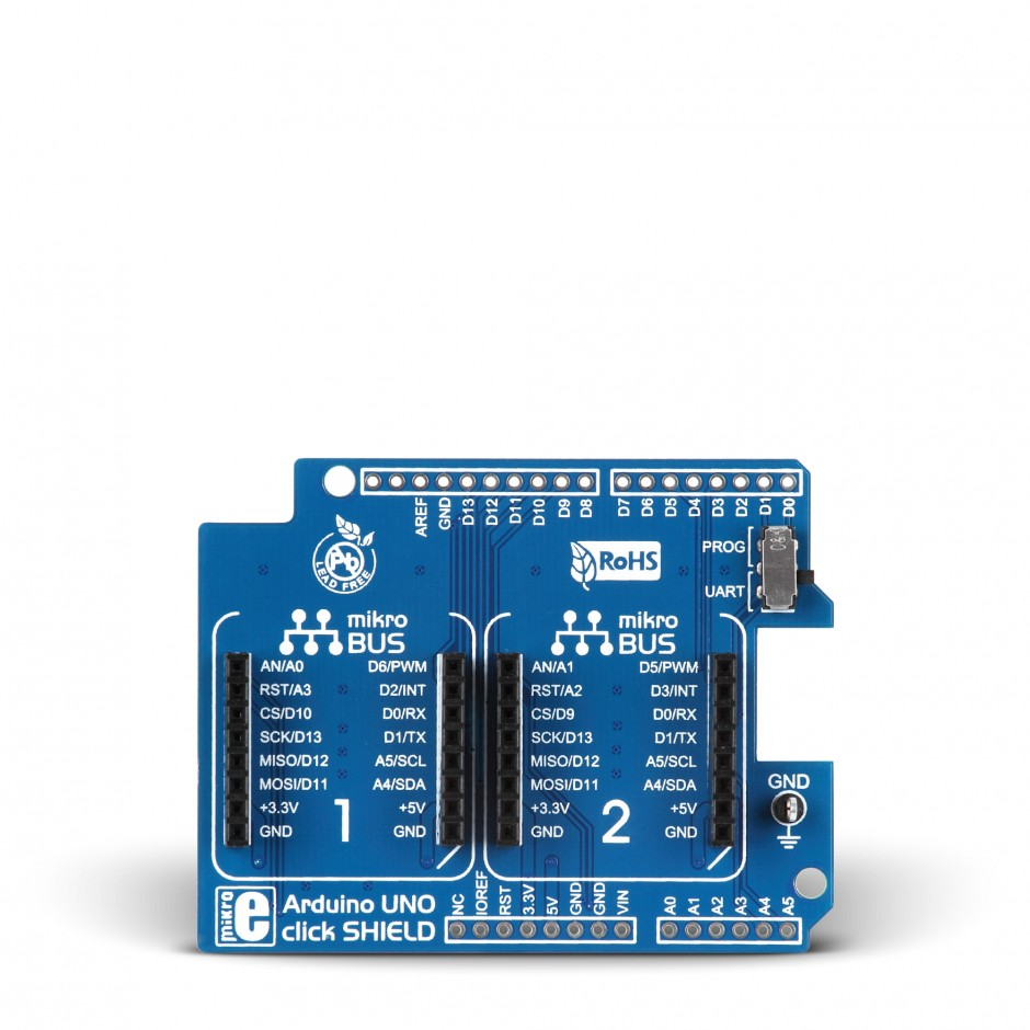 Arduino Click Shield