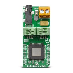Click Boards Audio & Voice Amplifier AudioAmp 3 click Front