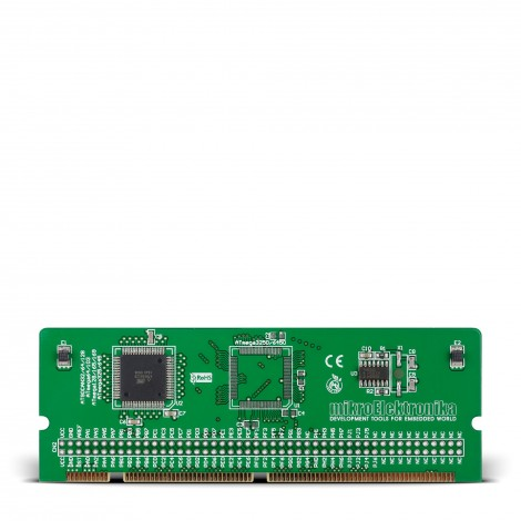 Mikroe BIGAVR6 MCU Card with ATMEGA128