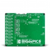 Mikroe Development boards BIGdsPIC6 back