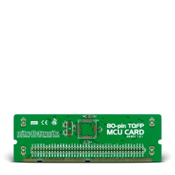 BIGPIC6 80-pin TQFP MCU Card Empty PCB