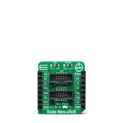 Shop Click Boards Interface Adapter Binho Nova Click Front