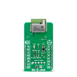 Shop Click Boards Wireless Connectivity BT/BLE BLE 6 Click Front
