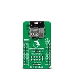 Shop Click Boards Wireless Connectivity BT/BLE BLE 9 Click Front