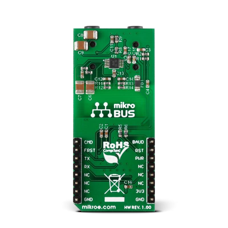 BT Audio Click Board - MikroElektronika