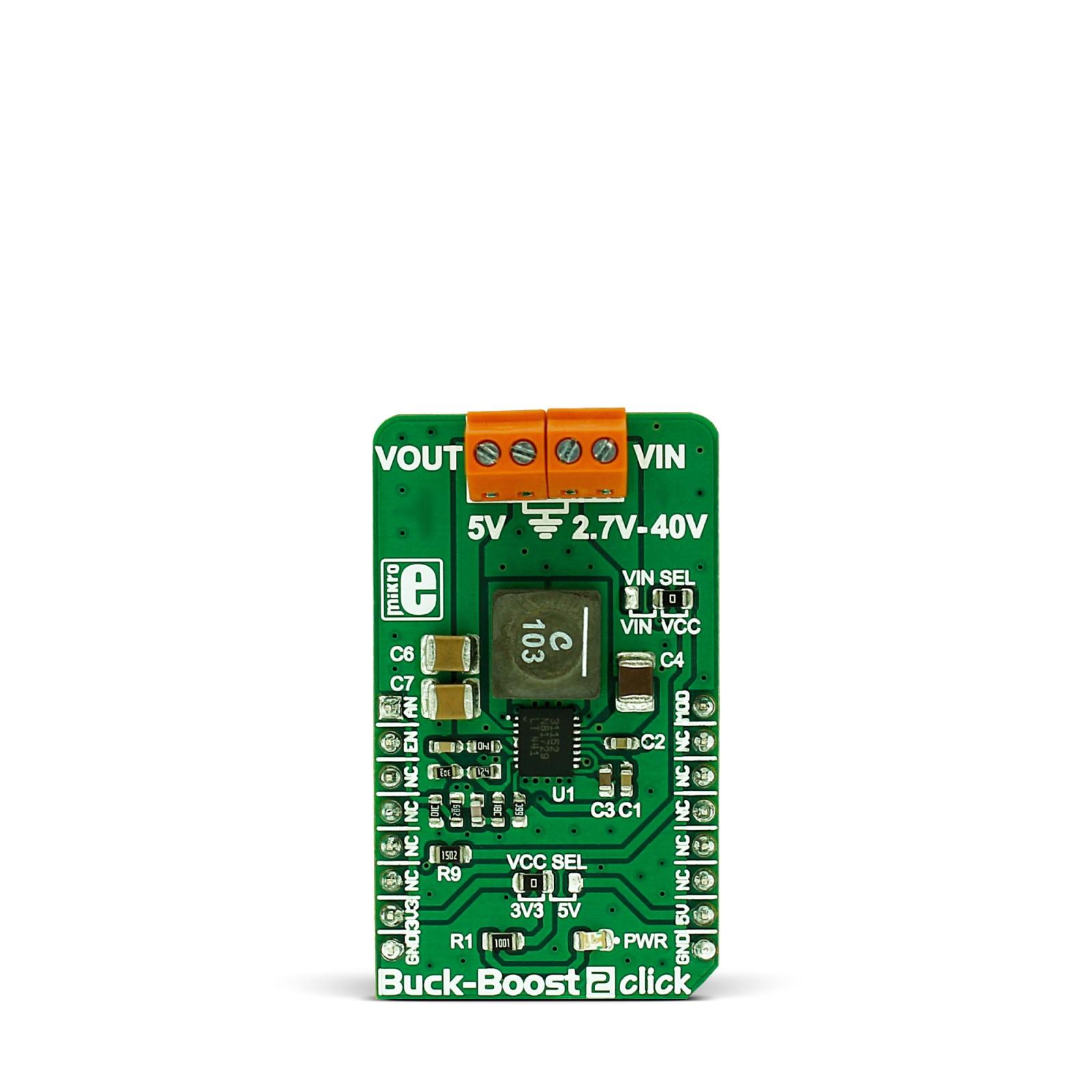 Buck Boost 2 Click Mikroelektronika Regulator Current Booster Mgctlbxnmzp Mgctlbxv5112 Mgctlbxlc Mgctlbxpprestashop