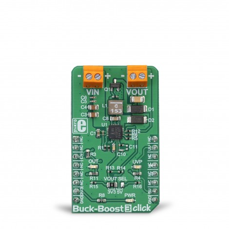 Buck-Boost 3 Click