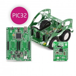 Buggy for PIC32MX4 bundle