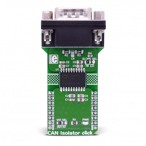 CAN Isolator click front