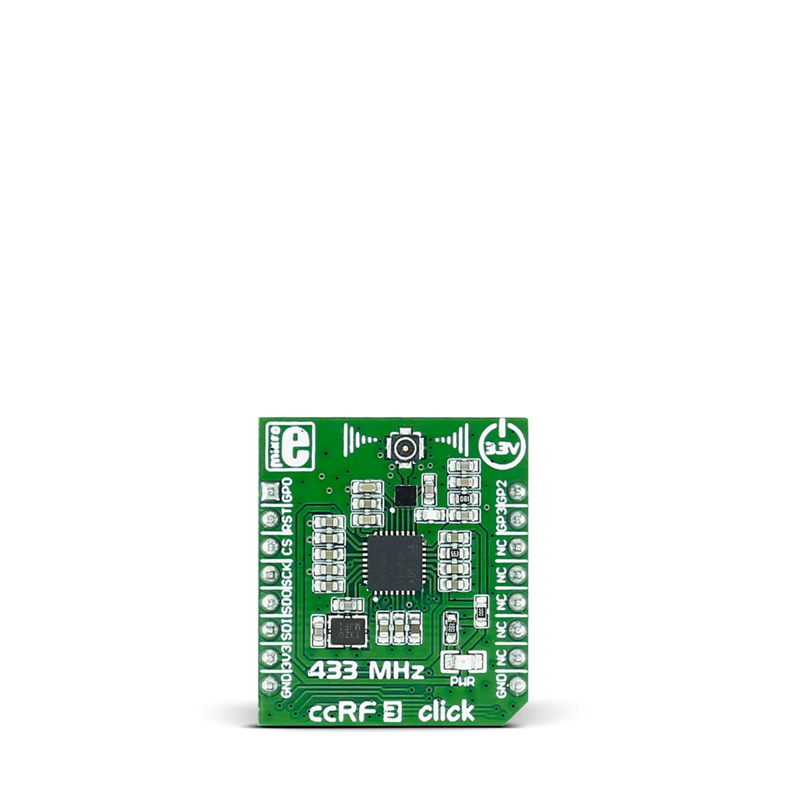 Ccrf 3 Board With Cc1120 Rf Transceiver Mikroelektonika Mixed Signal Mgctlbxnmzp Mgctlbxv5112 Mgctlbxlc Mgctlbxpprestashop