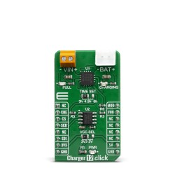 Shop Click Boards Power Management Charger 12 Click Front