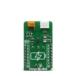 Shop Click Boards Power Management Charger 13 Click Front