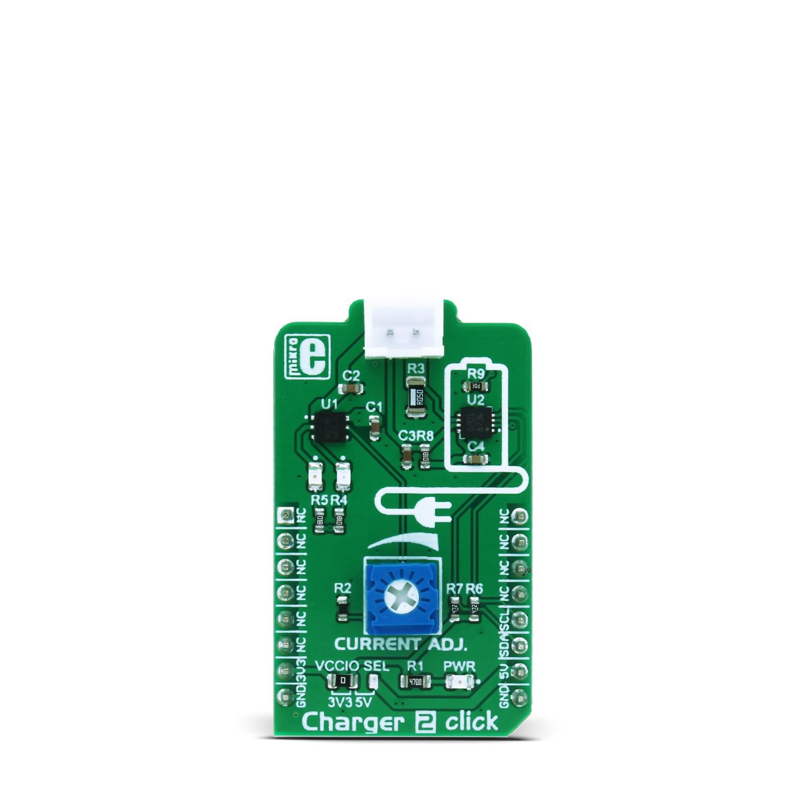 Charger 2 click | MikroElektronika