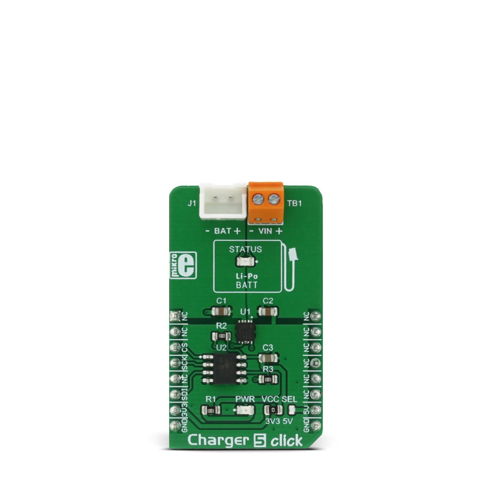 Charger 5 Click Mikroelektronika Simple Battery Circuit And Level Indicator Mgctlbxnmzp Mgctlbxv5112 Mgctlbxlc Mgctlbxpprestashop