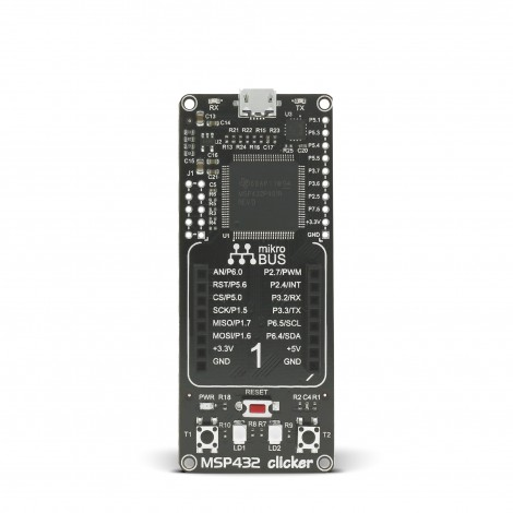 MSP432 Clicker