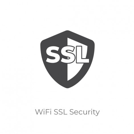 Mikroe wifi SSL Security license logo