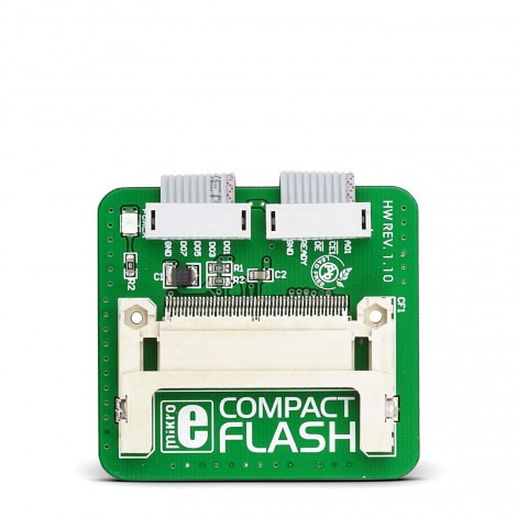 Mikroe Compact Flash Board