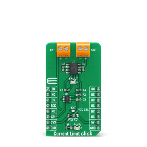 Shop Click Boards Power Management Power Switch Current Limit Click Front