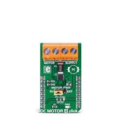 DC MOTOR 4 click