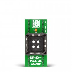 DIP to PLCC44 Adapter Board