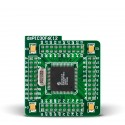 MCU card with dsPIC30F6014A Microcontroller
