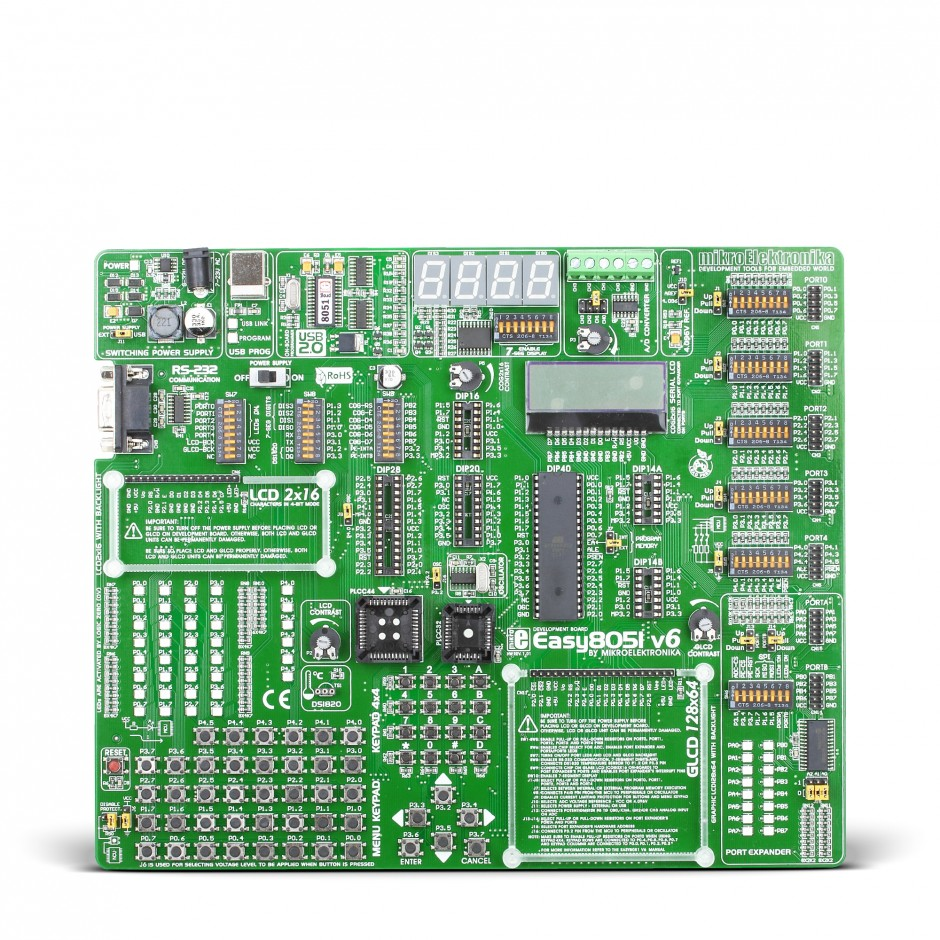 Easy8051 V6 Atmel 8051 At89 S51 Development Board Question Electronics Forum Circuits Projects And Microcontrollers