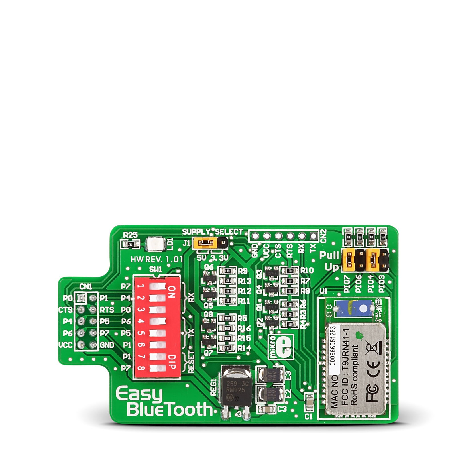 Easy BlueTooth - RN-41 Module Development Board