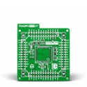Ethernet empty MCU card for 100-pin TQFP Stellaris 8000 series