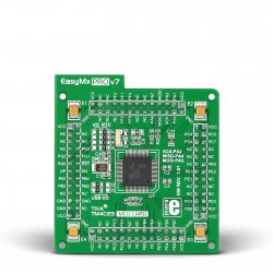 EasyMx PRO v7 for Tiva MCU card with TM4C123GH6PMI