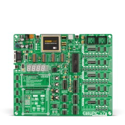 Shop Development Boards 7th Generation EasyPIC v7a