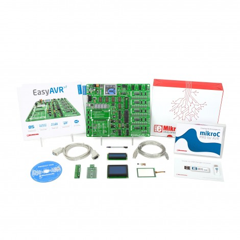 Easy Start Kit - AVR
