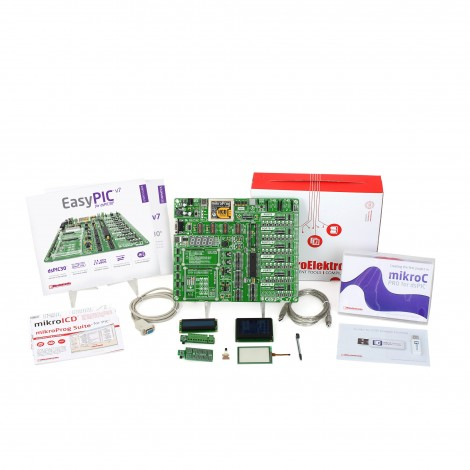 Easy Start Kit - dsPIC30