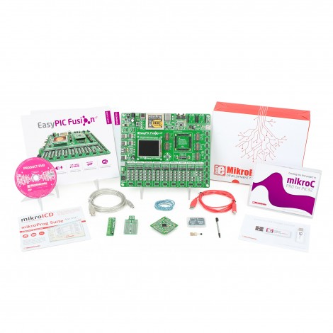EasyStart Kit - PIC32MX4