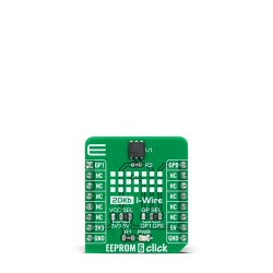 Shop Click Boards Storage EEPROM EEPROM 6 Click Front