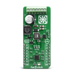 Shop Click Boards Motor Control Brushless Fan 6 Click Front