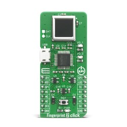 Shop Click Boards HMI Fingerprint Fingerprint 2 Click Front