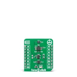 Shop Click Boards Sensors Force Force 4 Click Front