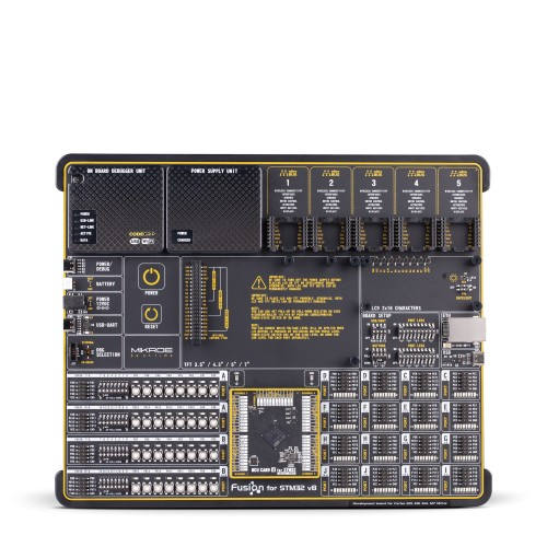 mikroProg for STM32
