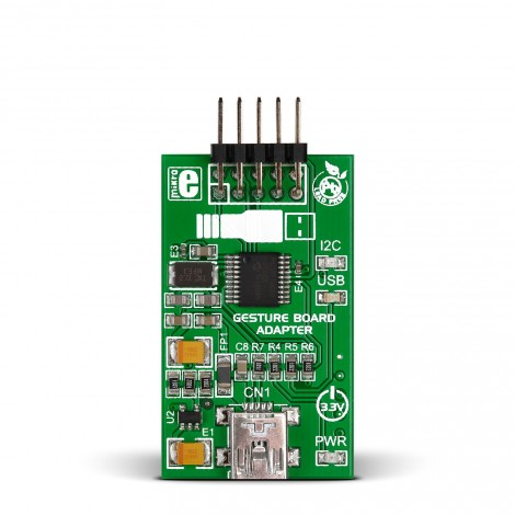 Gesture Board USB Adapter