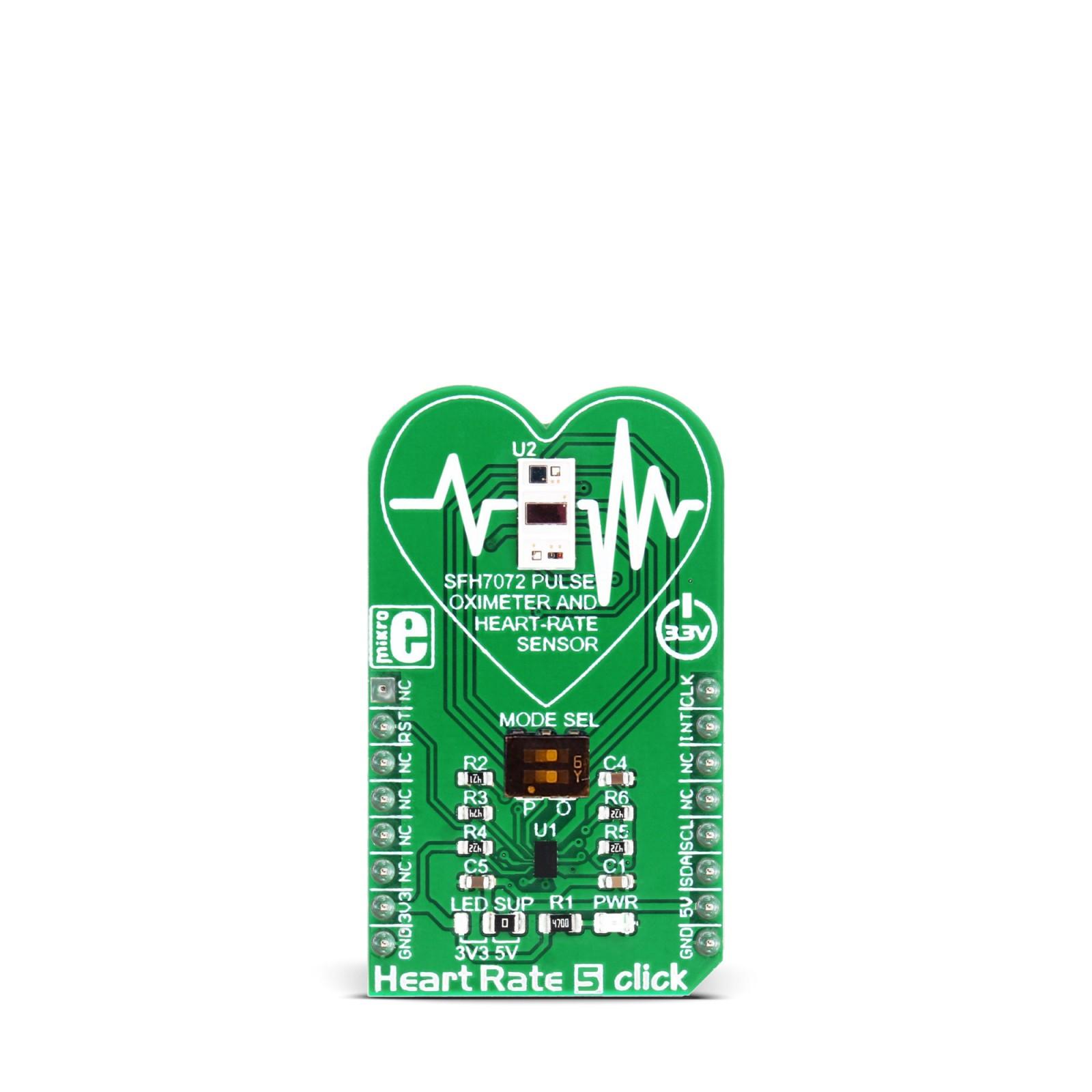 Heart Rate 5 Click Mikroelektronika Sensor Circuit Explanation From A Site Mgctlbxnmzp Mgctlbxv5112 Mgctlbxlc Mgctlbxpprestashop