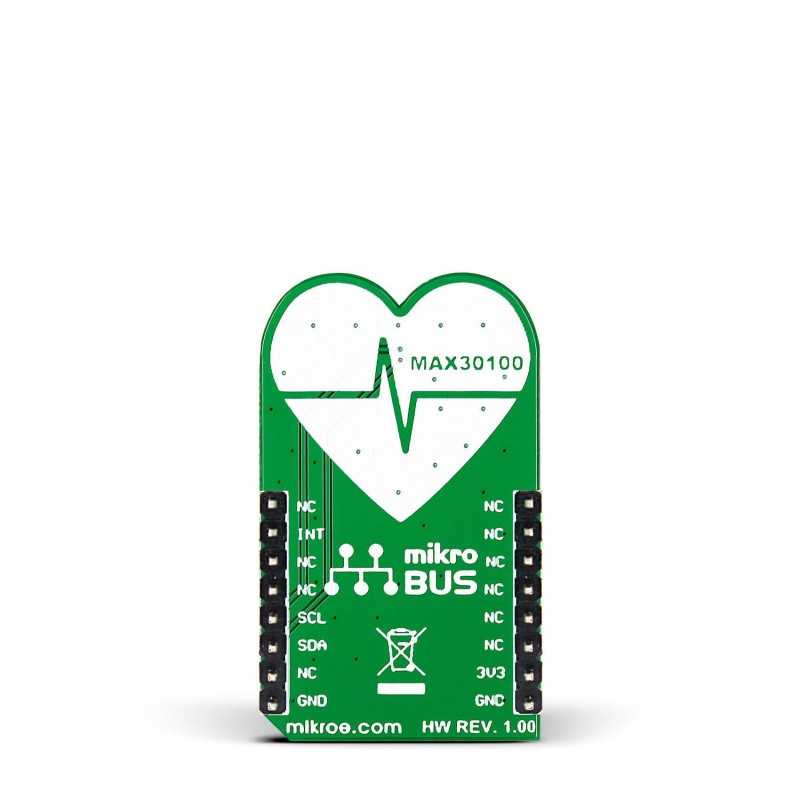 Heart Rate Click Board - MikroElektronika