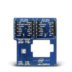 Intel Joule click SHIELD